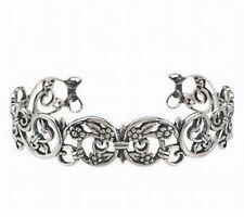 Carolyn Pollack Changing Seasons Sterling Cuff Bracelet Average J266481