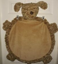 "Kids Pottery Barn Baby Floor Play Mat Labradoodle Dog Plush 35"" x 28"""