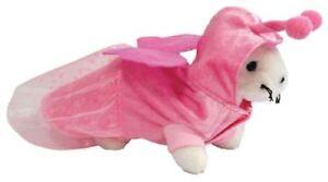 Marshall Ferret Toy Dog Fashion Pink Fairy Princess Costume - Princess