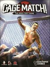 Geektopia Board Game Cage Match! The MMA Fight Game SW