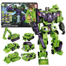 HUGE MISB Hasbro transforms Generations Combiner Wars Devastator SEALED NEW