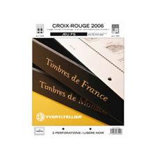 Jeux FS France carnets Croix-Rouge 2005-2006 sans pochettes.