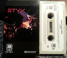 STYX TAPE KILROY WAS HERE FREE POST IN AUSTRALIA