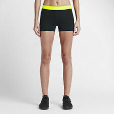 """NWT Women's Nike Pro 3"""" Hypercool Compression spandex shorts sizes XS, S, or M"""