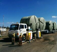 54,000lt Food Grade Poly Water Tank Package = 4 x 13,500lt Rainwater Tanks