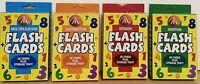 Children Flash Cards - Choose Addition, Subraction, Multiplication or Division!