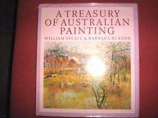 A Treasury Of Australian Painting - William Splatt & Barbara Burton