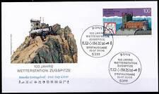 BRD 2000: Wetterstation Zugspitze! FDC der Nr. 2127! Ersttagsstempel Bonn! 1602