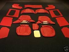 Austin Healey BJ7 63-64 MKII Leather Interior Kit