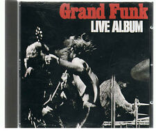 Grand Funk Railroad live Album US IMPORT