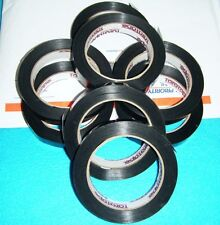 1/4 MILE STICKY MOPP STRAPPING TAPE! 64 lb. BREAK STRENGTH! ship wrap tie downs