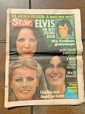 The Star - September 13, 1977 - Elvis Presley/ Charlie's Angels