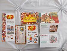 Jelly Belly Jelly Beans Candy Company Recipes Pamphlets