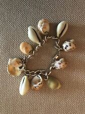Seashell Bracelet 14' Excellent Used Condition Germany Free Shipping