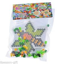 1Set Hama Perler Beads Kids Diy Funny Crafts Bees