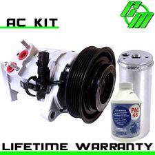 A/C Compressor Kit Fits Chrysler Town & Country V6 3.3L, 3.8L 01-07 w/ Rear AC
