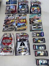 Lot Of 13 Jeff Gordon #24 Dupont Axalta  Pepsi 1/64 Action NASCAR NIP 2015-2018