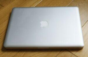 "Apple MacBook Pro 13.3"" (500GB, Intel Core i5 3th Gen., 2.5 GHz, 4GB) Laptop - S"