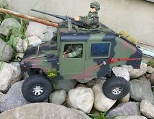 Axial Wraith 21st century   Custom Scale RC Crawler, RTR G.I. Joe. 1/6 rc4wd