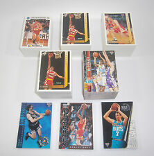 8 complete sets of Futera NBL basketball cards - from 1993, 1994 & 1995