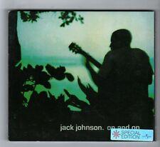 (HA79) Jack Johnson, On And On - 2003 CD