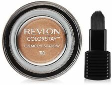 Revlon Colorstay Creme Cream Long Lasting Eyeshadow Caramel 710