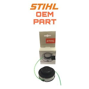 New GENUINE STIHL 4008-710-4301 Spool w/ Nylon Line FSA 56, 57, 52