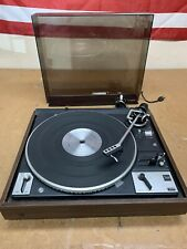 Sweet Dual 1249 (belt Drive Ver. 1229) Turntable With Lid