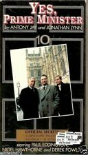 Yes, Prime Minister - Official Secrets (VHS, 1992)