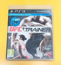 UFC Personal Trainer GIOCO PS3 VERSIONE ITALIANA