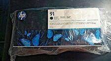 NEW  HP C9464A NO 91 INK LIGHT BLACK 775ML