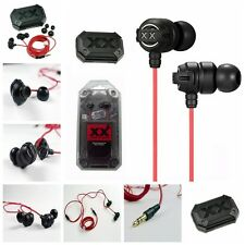 Earphones JVC HA-FX1X XTREME XPLOSIVES In-Ear Canal Deep Bass Earbuds Headphones