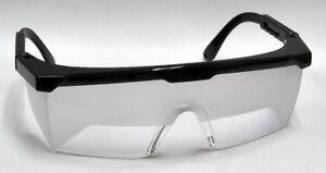 Adjustable Instrument Flight (IFR) Training Glasses (Foggles) - NTX Black