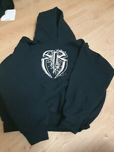 Boys Roman Reins Style Motif Hoody Size Youth Medium