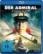 Blu-ray *  DER ADMIRAL - KRIEG IM PAZIFIK  # NEU OVP &