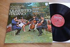 SCHUBERT HAYDN DVORAK  string quartet QUARTETTO ITALIANO LP Philips 88406 DY