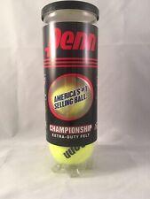 Penn Championship Tennis Balls Extra Duty Felt - 3 Balls per Can Sealed