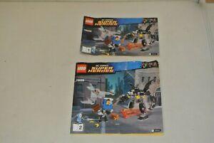 LEGO Super Heroes: Instructions Manual - Set 76026 Gorilla Grodd