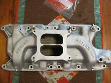 FREE SHIPPING - RARE - FORD SMALL BLOCK 289/302 WEIAND 7290 ALUMINUM INTAKE