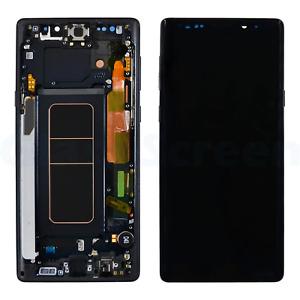 """Samsung Galaxy Note 9 N960F N960U AMOLED 6.22""""LCD Screen Digitizer Frame HQ"""
