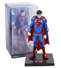 "JUSTICE LEAGUE/FIGURA SUPERMAN 20 CM- ACTION FIGURE ARTFX STATUE 8"" BOX"