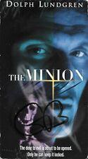 The Minion (VHS) Dolph Lundgren - HORROR!