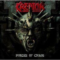 KREATOR / HORDES OF CHAOS * NEW CD 2009 * NEU *