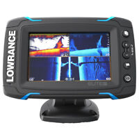 Lowrance Elite-5 Ti Touch Combo Med/High/455/800 HDI Transducer  000-12421-001