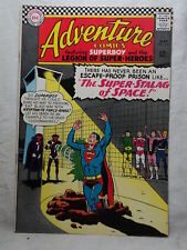 Adventure Comics #344 The Super-Stalag of Space 1966 D C Comic Book