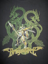 2008 British Power Metal Band DragonForce Ultra Beatdown Concert Tour (LG) Shirt