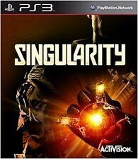 SINGULARITY             -----   pour PS3