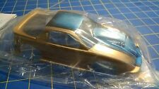 6 DRS 1/24 Lexan 93 Geo Storm Custom Painted Gold #502 from Mid-America