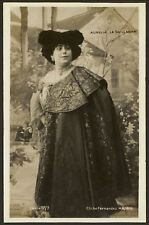 Spanish Actress, Aurelia La Sevillanita - Vintage Real Photo Postcard