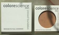 2 full size for price of 1 - COLORESCIENCE Pressed Mineral Foundation in Tan